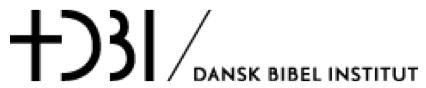 Dansk Bibel Institut logo